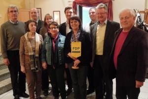 10 Kandidaten der FDP-Swisttal